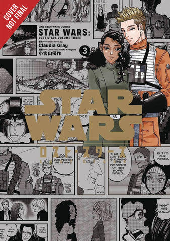 Star Wars: Lost Stars Volume 3