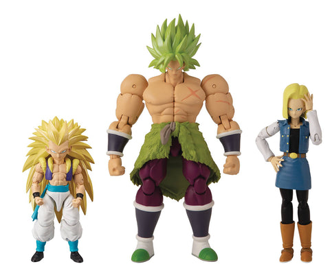 Dragonball Super Dragon Stars Figures Assortment CC