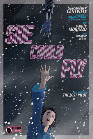 She Could Fly Volume 2: The Lost Pilot