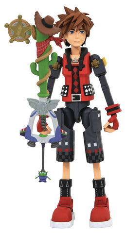 Kingdom Hearts 3: Toy Story Sora (Valor Form)