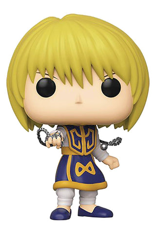 POP Animation: Hunter x Hunter - Kurapika