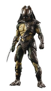 Predators 1/18 Scale Figure: Falconer Predator (Previews Exclusive)