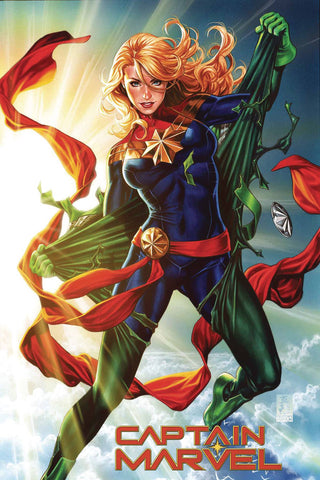 Captain Marvel Volume 2: Falling Star