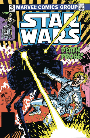 True Believers: Star Wars - Death Probe #1