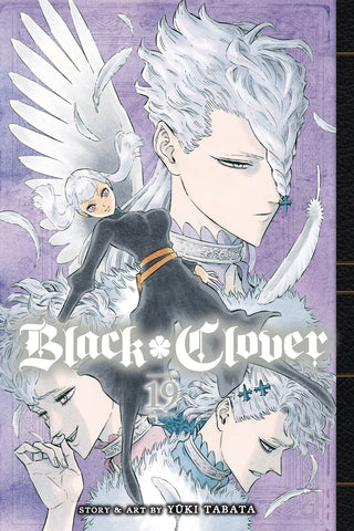 Black Clover Volume 19