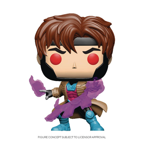 POP Marvel: X-Men Classic 2 - Gambit with Cards