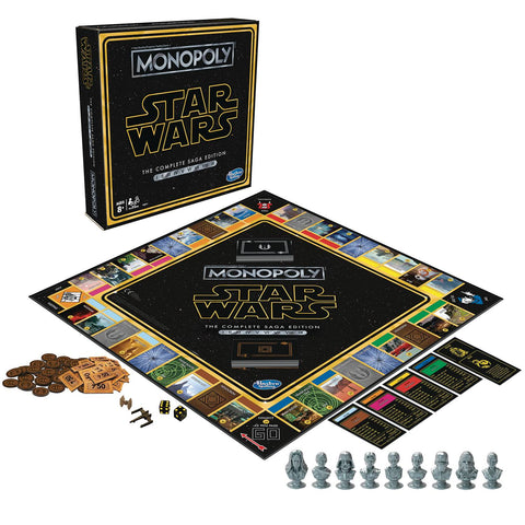 Monopoly: Star Wars Saga Edition