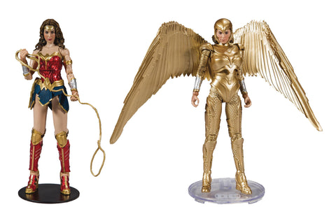 DC Universe: Wonder Woman 1984 Figures