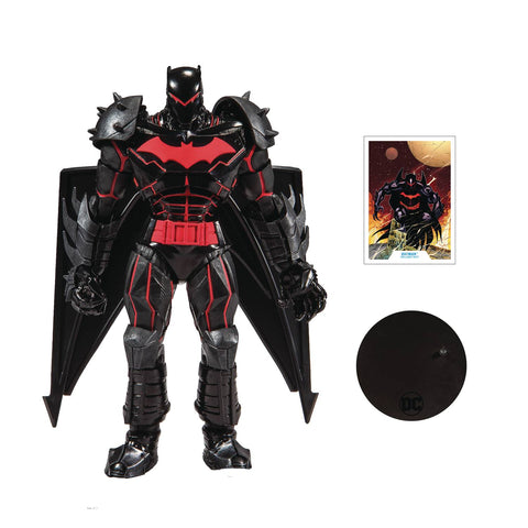 DC Collector Series: Batman Hellbat Suit
