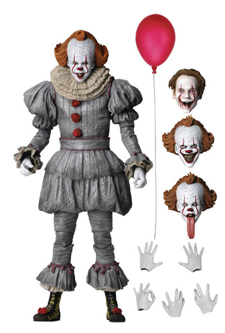 It Chapter 2 2019 Pennywise Ultimate 7-Inch Figure