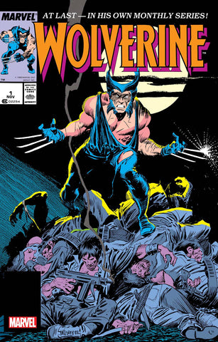 Wolverine by Claremont and Buscema #1 Facsimile Edition