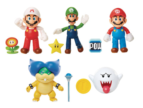 World of Nintendo 4-Inch Figures: Wave 18