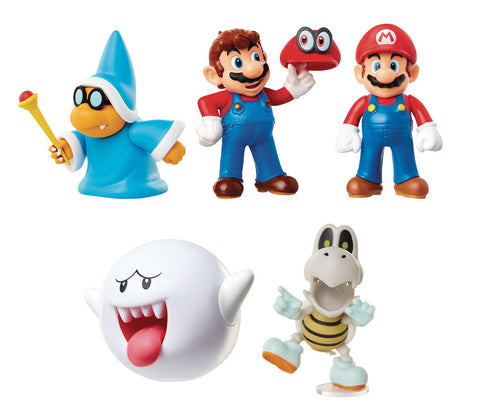 World of Nintendo 2-1/2 Inch Figures Wave 22