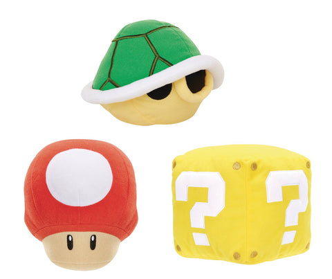 World of Nintendo Super Mario SFX Plushes