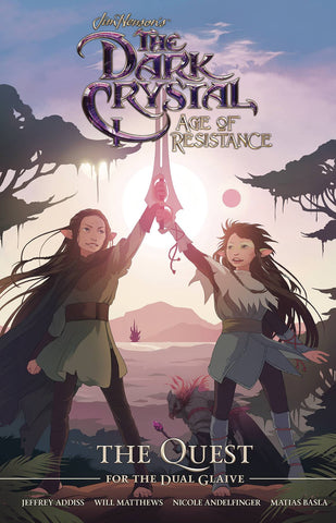 Dark Crystal: Age of Resistance - Quest for the Dual Glaive HC
