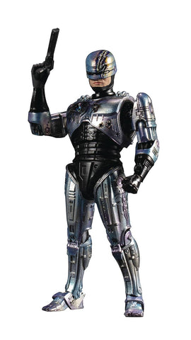 Robocop 2 1/18 Scale figure: Battle Damaged Robocop (Previews Exclusive)