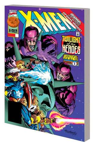 X-Men/Avengers: Onslaught Volume 2