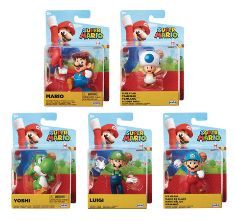 World of Nintendo 2-1/2 Inch Figures Wave 23