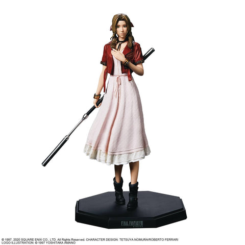 Final Fantasy VIII Remake Aerith Gainsborough Statuette