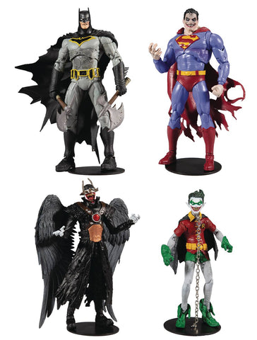 DC Collector Build-A-Figure 7-Inch Series: Wave 2
