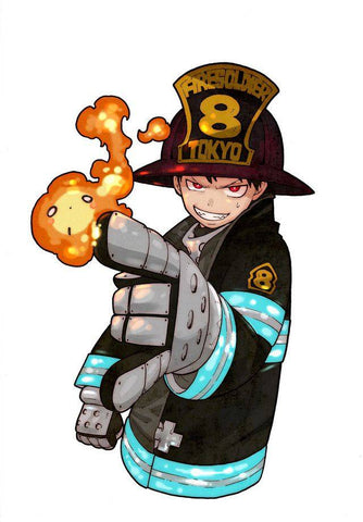 Fire Force Volume 21