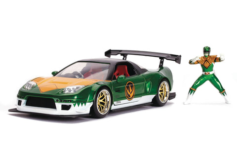Hollywood Rides: 2002 Honda NSX with Green Ranger