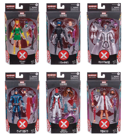X-Men Legends 6-Inch Figures Assortment 202101