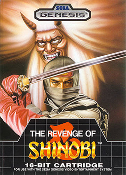 Revenge of Shinobi - Genesis
