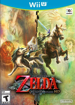 Legend of Zelda Twilight Princess HD - Pre-Owned Wii U