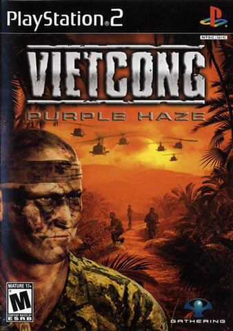Vietcong Purple Haze - Playstation 2