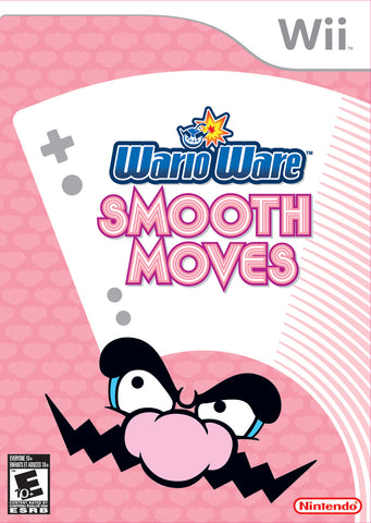 Wario Ware: Smooth Moves - Wii
