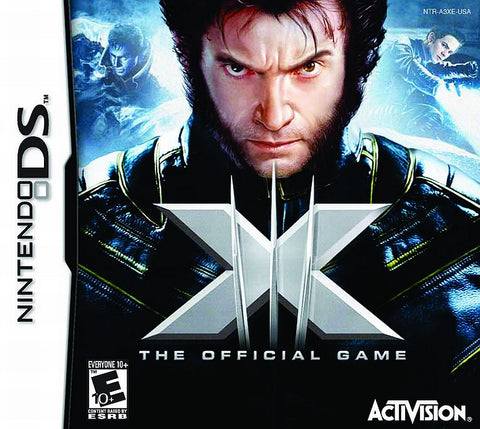 X-Men 3: The Official Game - DS