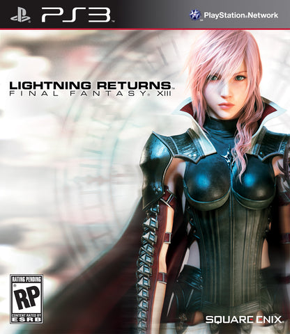 Final Fantasy XIII: Lightning Returns - Pre-Owned Playstation 3