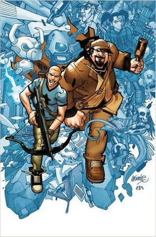 A&A: Adventures of Archer & Armstrong Volume 1: In the Bag