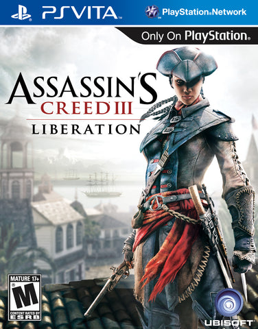 Assassin's Creed 3: Liberation - Pre-Owned Vita