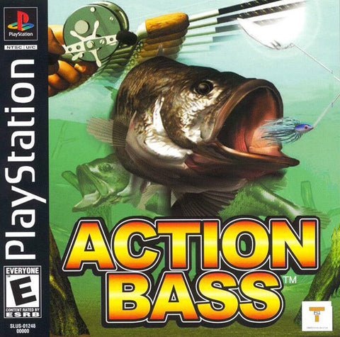 Action Bass - Playstation