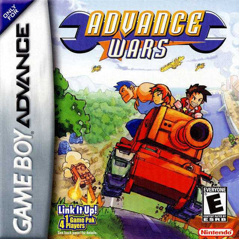 Advance Wars - Gameboy Advance