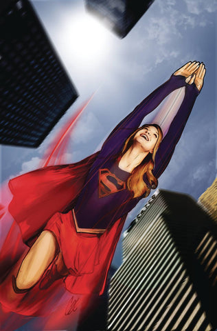 Adventures Of Supergirl Volume 1