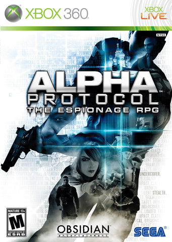 Alpha Protocol - Pre-Owned Xbox 360