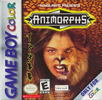 Animorphs - Gameboy Color