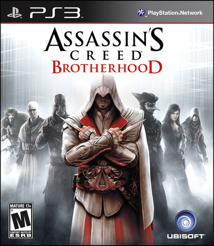 Assassin's Creed Brotherhood - Pre-Owned Playstation 3