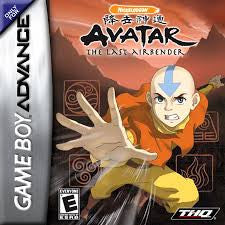 Avatar the Last Airbender - Gameboy Advance