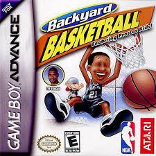 Backyard Basketball - Gameboy Advance