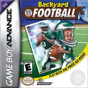 Backyard Football - Gameboy Advance