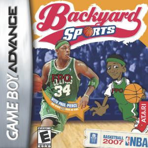 Backyard Sports: Basketball 2007 - Gameboy Advance