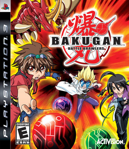 Bakugan Battle Brawlers - Pre-Owned Playstation 3