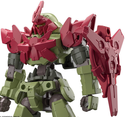 "#12 Option Armor For Commander Type (Portnova Exclusive Red) (Box/12) ""30 Minute Mission"", Bandai 30 MM"