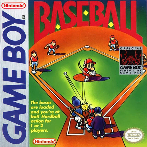 Baseball - Gameboy