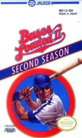 Bases Loaded 2 Second Season - NES