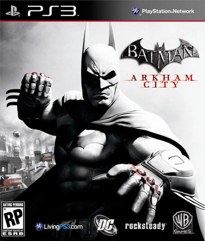 Batman: Arkham City - Pre-Owned Playstation 3